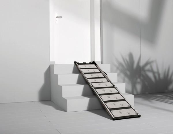 aluminium hunderampen hunderampe walkup. Black Bedroom Furniture Sets. Home Design Ideas